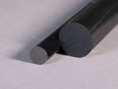 Nylon 6 Rod Black
