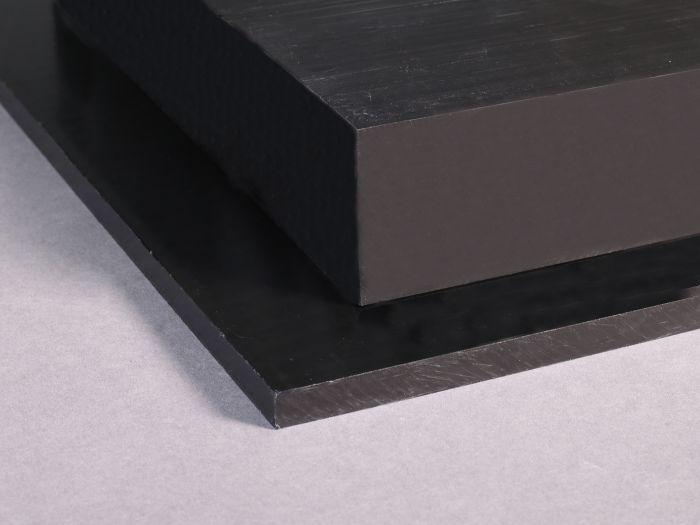 Nylon 6 Sheet Black