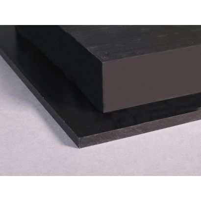 Nylon 6 Sheet Black