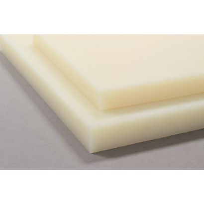 Nylon 66 Sheet Natural