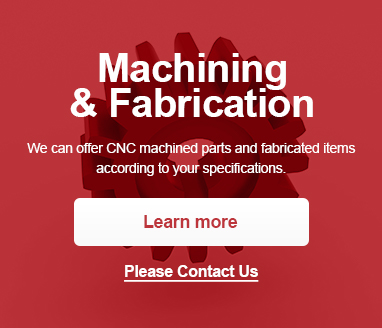Machining & Fabrication