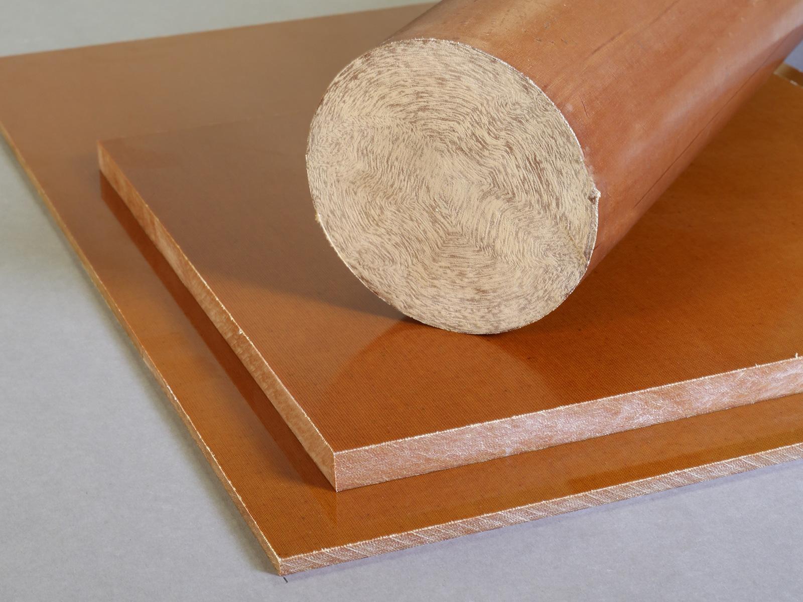SRBF Fabric Laminates